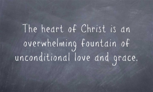 The-heart-of-Christ-is